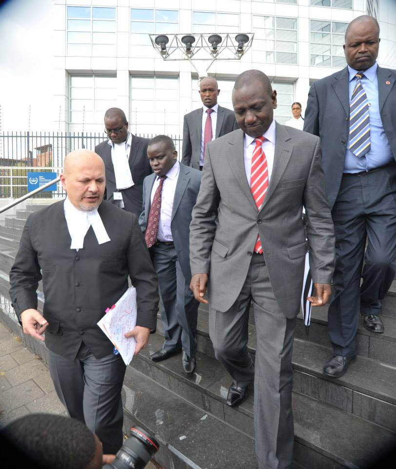 LIVE Streaming: ICC Trials, Ruto And Sang Case