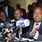 SCUFFLE in AMSTERDAM as TWO Mps fight over new RUTO defense tactic without Raila