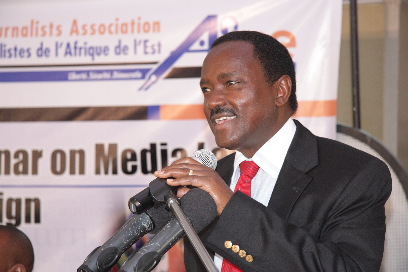 Uhuruto In Panic As Kalonzo  Gets Big International Appointment