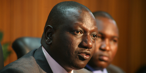 SHOCK: RUTO CLAIMS West Gate Mall Attack was ARRANGED to FIX him and President Kenyatta