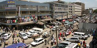 Shooting in Nairobi shopping centre