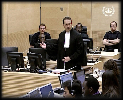 Who is Paying For Walter Barasa's ICC Lawyer Kauffman?