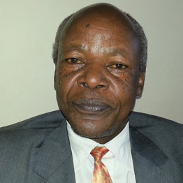 Pastor Nichodemus Kebaso. [photo/nation]