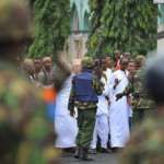 POLICE, YOUTHS Clash in Mombasa in DEMONSTRATIONS against the killing of Muslim Cleric