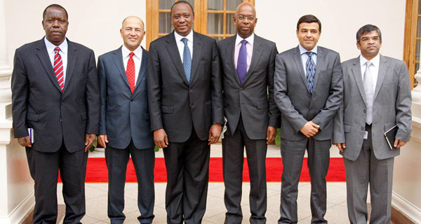 STATEHOUSE MEETING: HOW MOBILE Companies goof on Westgate may let UHURU off HAGUE