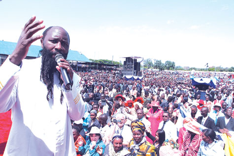 Eternal Confusion: Dr David Owuor is NOT a prophet of Doom, BUT his followers are DOOMED
