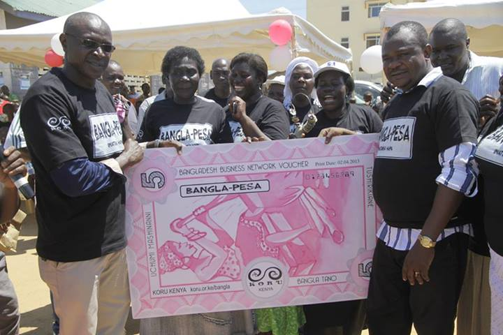 Governor Joho reopens Bangla-pesa