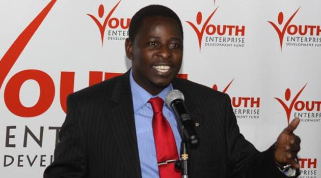 Youth Fund Boss Gor Semelang'o among those who 'fixed' Ruto
