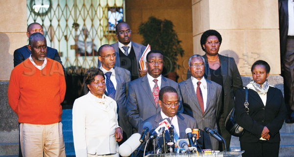 JUDGE reinstates suspended JSC commissioners, new war with executive