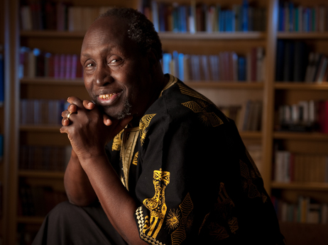 Professor William Robert Ochieng': Ngugi is a tribalist,Taban a con and Mazrui overrated