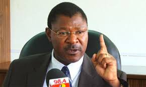 Wetangula urges opponents to stop hate politics