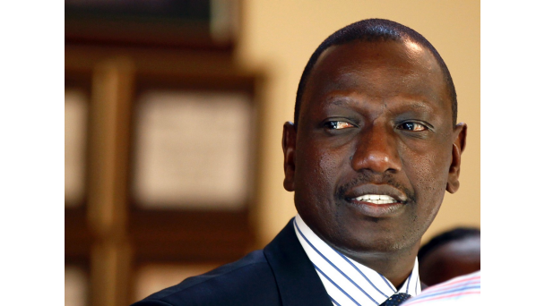 RUTO now tells Kalenjins GOVERNMENT will give them FERTILIZER instead of JOBS