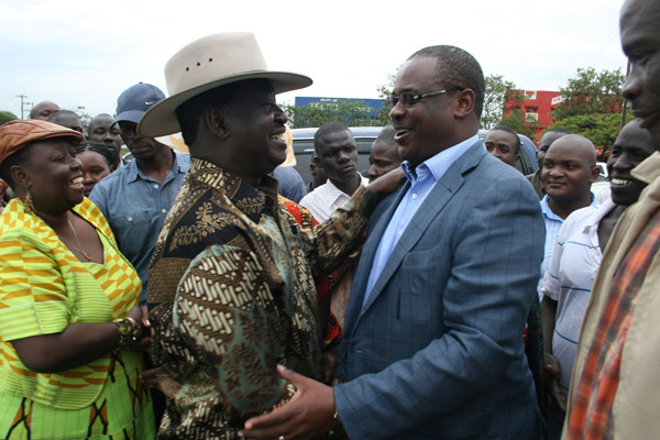 …Of Kidero and Harambees, truth be told Harambees are good BUT not a sustainable Model for Poverty Alleviation