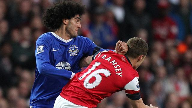 Arsenal MISFIRES: Everton a small dog with a big fight pulls Arsenal to a draw at Emirates