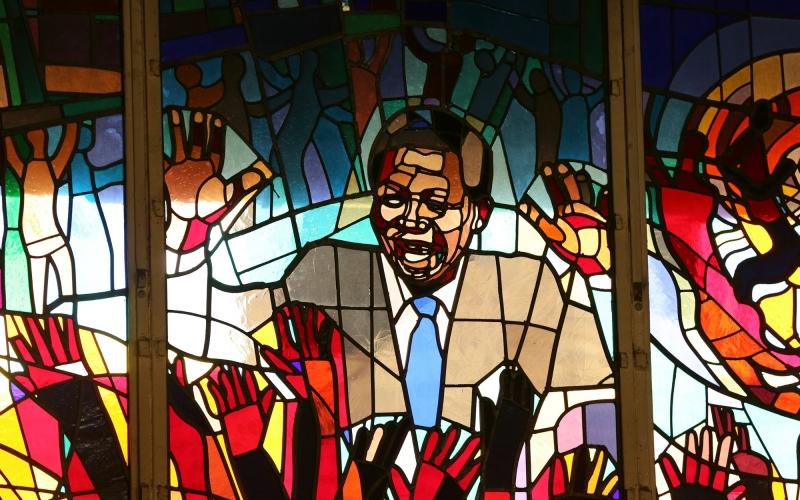 Mandela's Unfinished Business