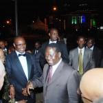 How Kidero Snubbed Raila