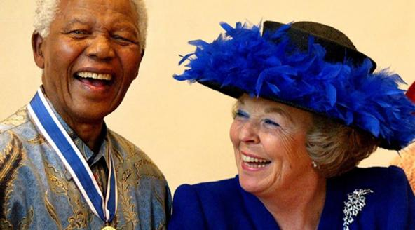 Revealed: The Special Relationship Between Nelson Mandela  and the Europeans