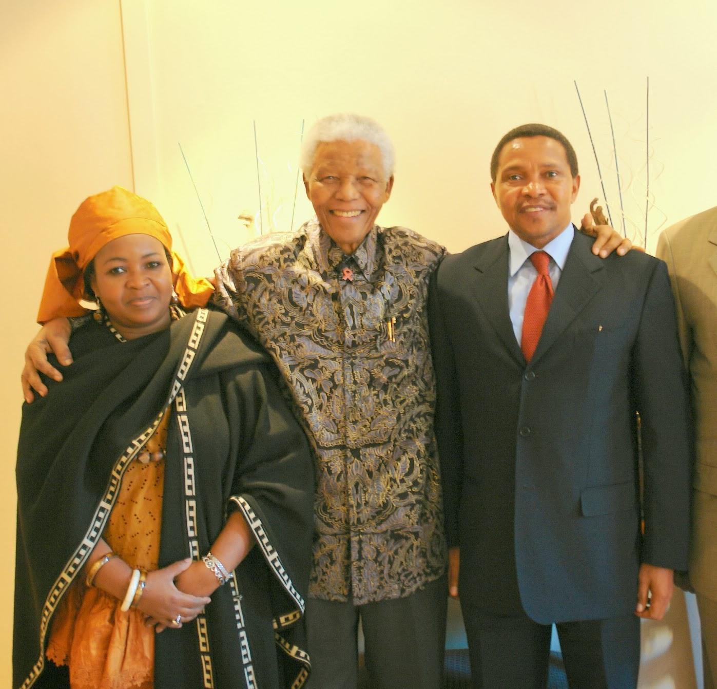 Yes, Uhuru was NOT invited to Mandela's funeral, Tanzania's JAKAYA KIKWETE representing E.Africa