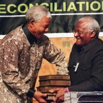Mandela's Speech on receiving the report of the Truth Recconciliation Commision Report