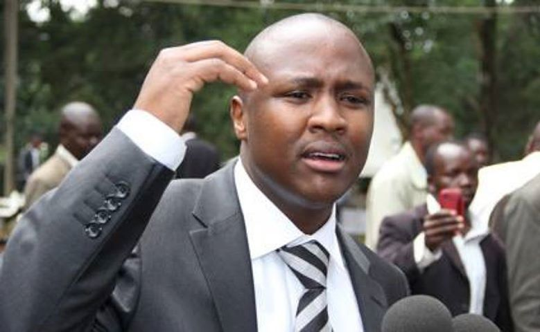 Defiant Nandi Hills MP tells UHURU, RUTO their visit to Rift Valley achieved NOTHING!
