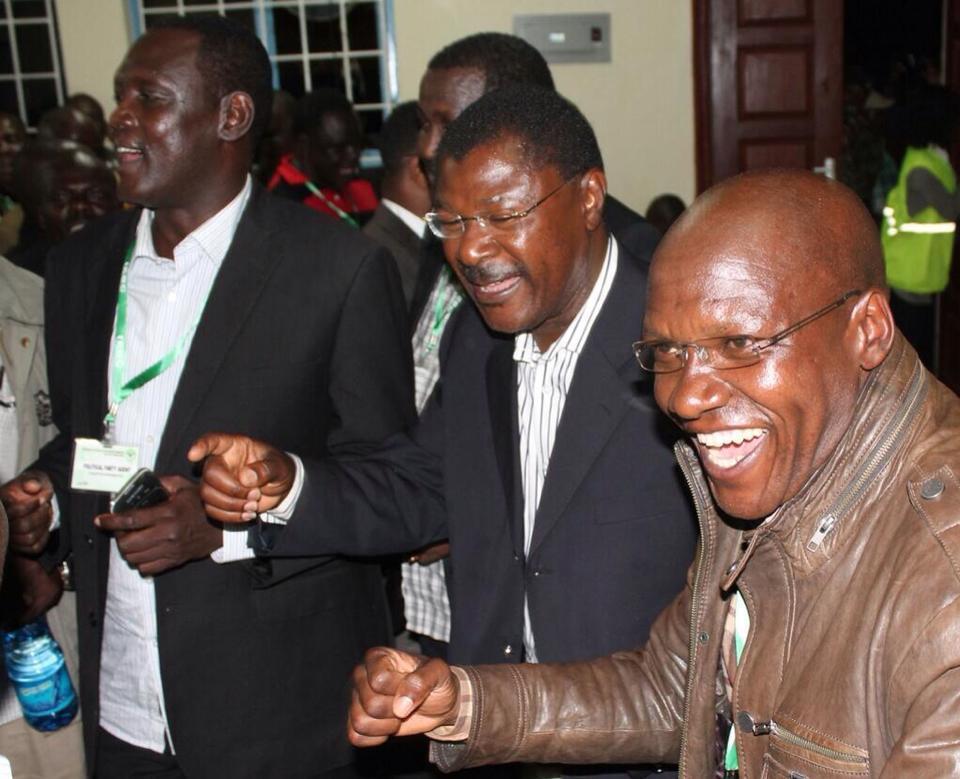Moses Wetangula Dances Back to Parliament with Full Luhya New Mandate