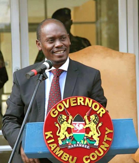 Governor Kabogo's PANTS ON FIRE after insulting hon Alice Ng'ang'a -as UNCIRCUMCISED WOMAN