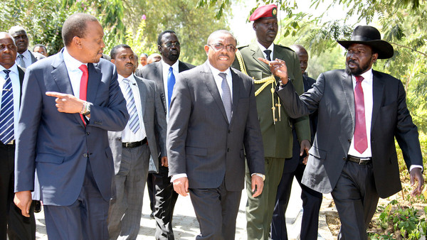 Peace in Southern Sudan Will Increase President Uhuru's FORTUNES in the ICC
