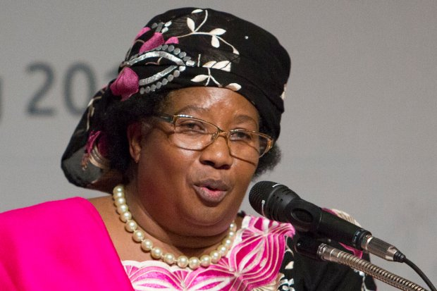 Malawi female President in 'ugly' love triangle with Nigerian pastor