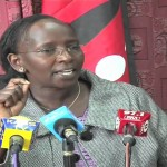Jebii Kilimo may Turn Down Uhuru offer for Chair Anti FGM Board