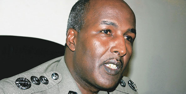 Former Police Commissioner Ali says Uhuru case collapsed long time ago