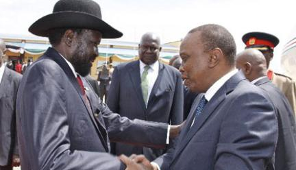 WHY Uhuru's ENTRY in South Sudan may lead to more bloodshed