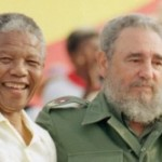 mandela and fidel castro