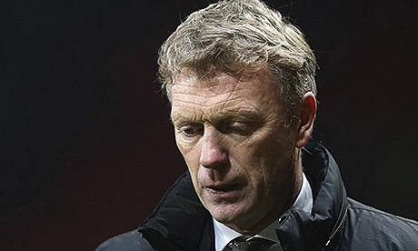 David Moyes's failings suggest Manchester United chose wrong man