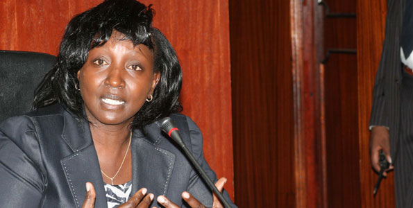 PROFILE of Anne Atieno who replaces Gladys Boss Shollei as Chief  REGISTRAR of the Judiciary