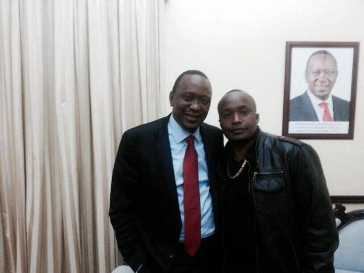 Singer Jaguar: AM NOT Uhuru Advisor on Youth Affairs, Just a friend! SHOCKING?