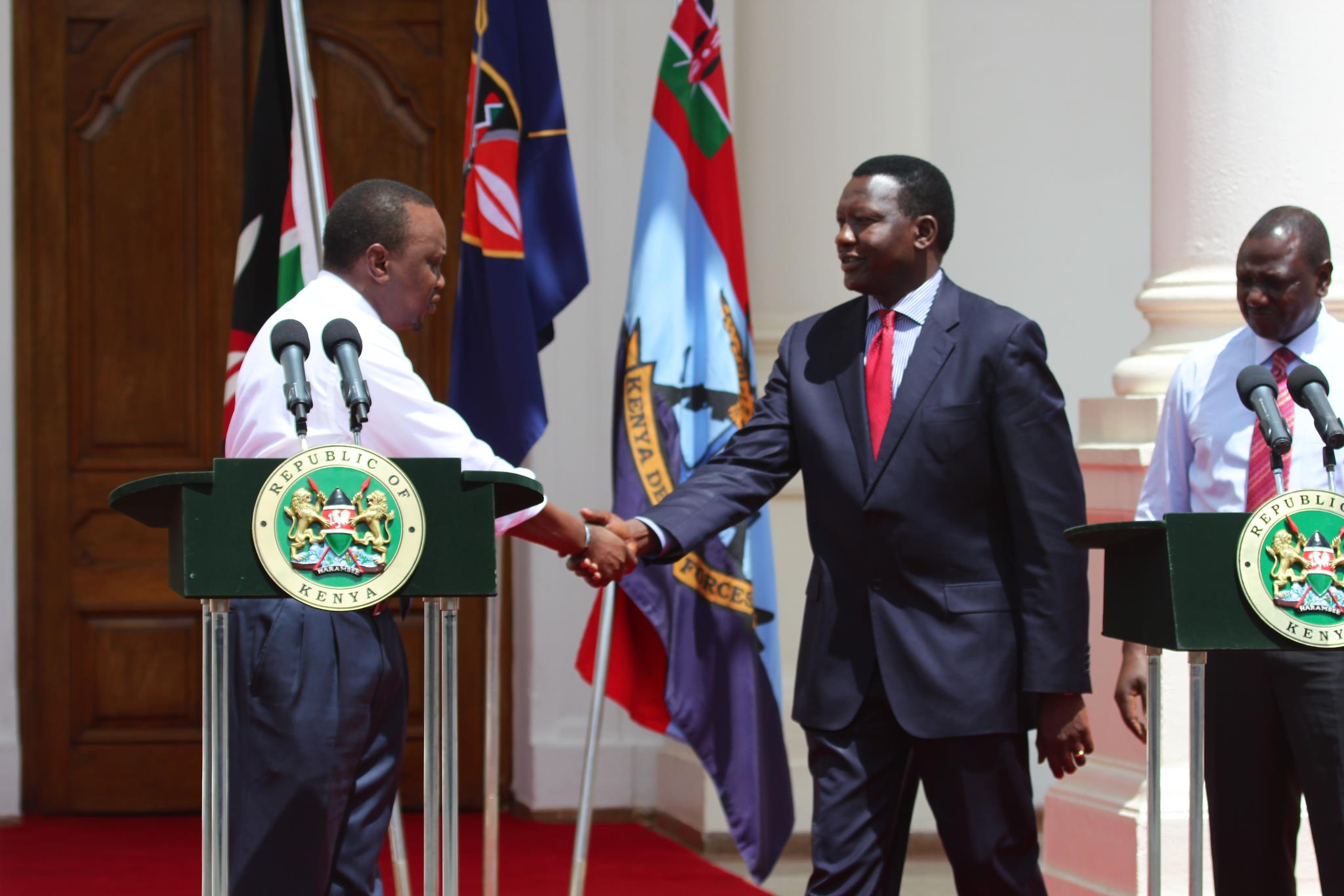 REVEALED: UHURU Kitchen Cabinet too political for technocrats to work well