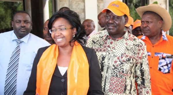 ODM elections: What RAILA Should Know, meanwhile can somebody Tell me who is Agnes Zani please