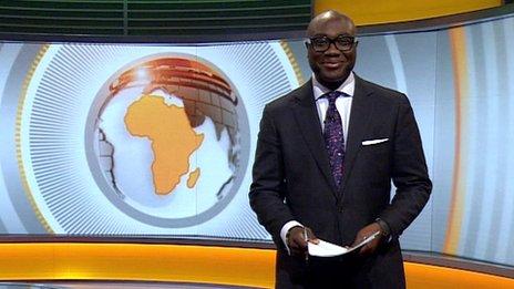 BBC World TV News Anchor Komla Dumor DIES at 41