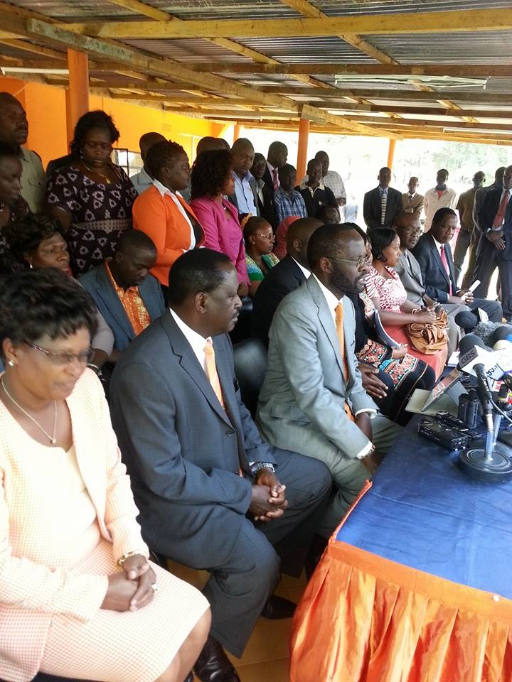 24 Positions up for grabs in forthcoming ODM Party polls