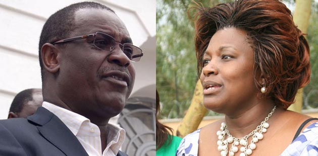 Revealed: Shebesh entertains TWO MALE county Reps overnight on Kidero case