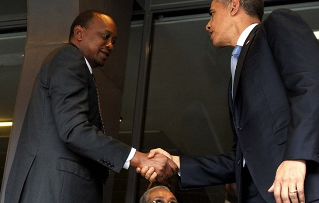 BREAKING:  Uhuru among 47 African Leaders Invited to USA by Obama