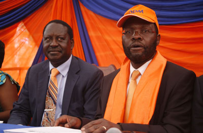 """Why Luo Nyanza needs an """"outsider"""" at the helm of ODM secretary general's post"""