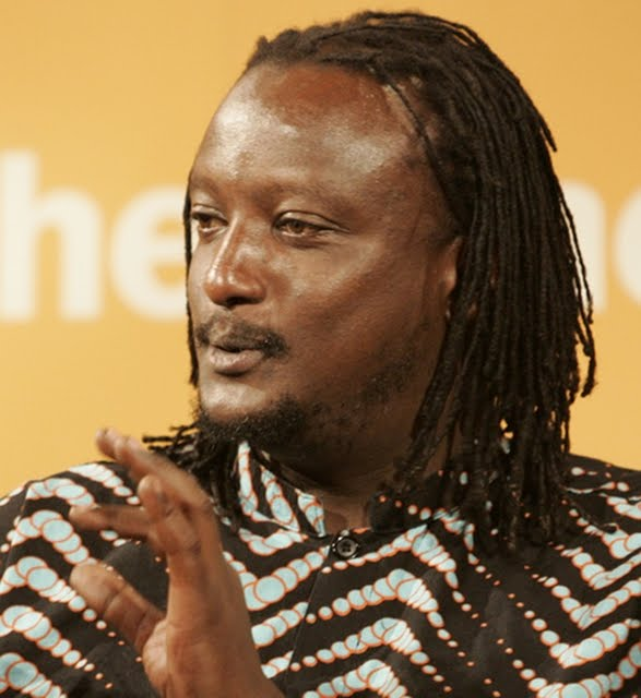 WATCH RAW VIDEO: Binyavanga Wainaina CONFESSION- I am TOTAL GAY! Kwani?