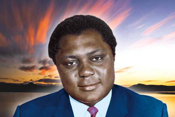 Viral: Tom Mboya's LAST BREATH  after the FATAL Njenga bullet