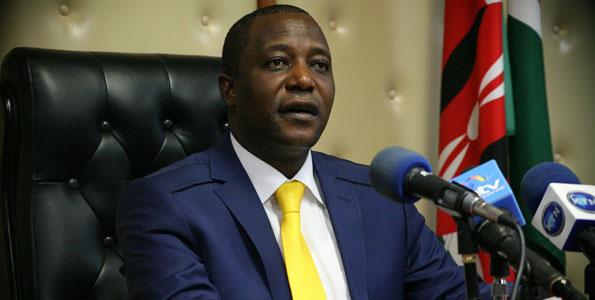 CONFIRMED: Uhuru's Labour Secretary Kazungu Kambi may be a FORM FOUR leaver, after all!