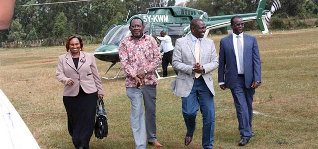 SHOCKING:Has Ruto sponsored Mpuru Aburi to contest ODM National Chairman post?