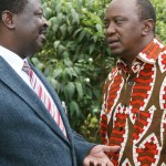 Uhuru To BURY Mudavadi's political career via Cabinet Appointment