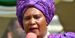 REVEALED: Mary Wambui living in Multi-million government funded Kibaki farewell home