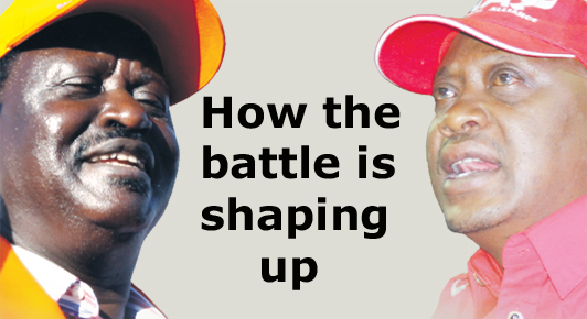 Jubilee's 20 years, like Hitler's 1000 years will be defeated by CORD in the next polls