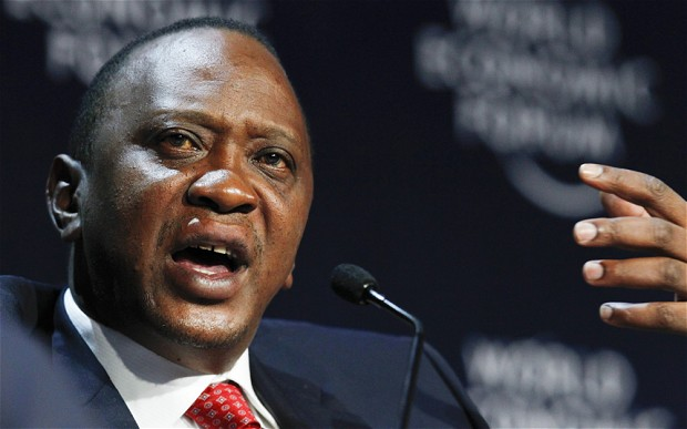 AMAZING: President Kenyatta's AU Speech, quite a masterpiece!